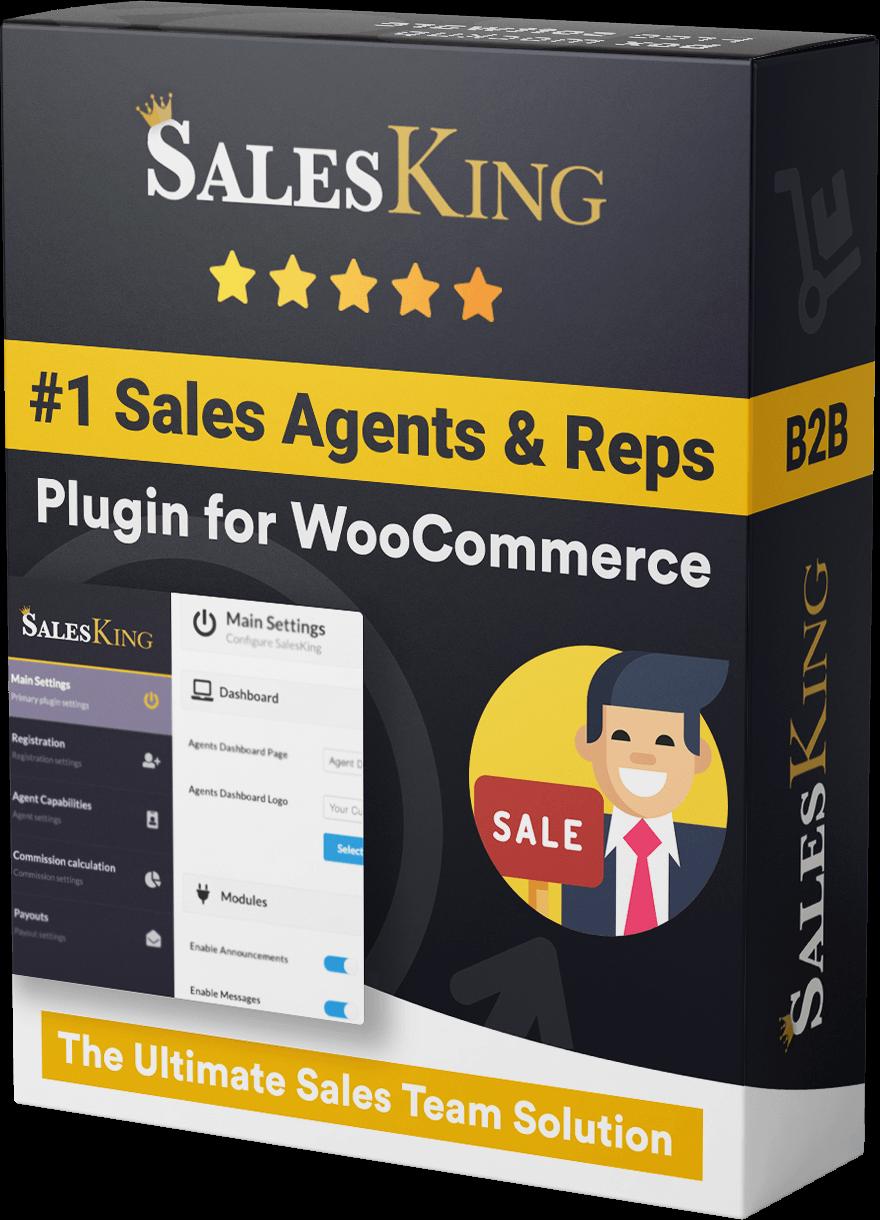 salesking box